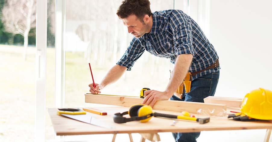 Guide om hantverkare – så mycket tjänar dom